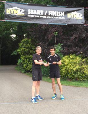 Relays May 2018 - Fastest leg, Greg Jayasuriya 04:29