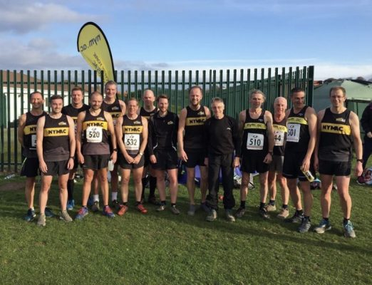 Whitby XC 2018 Gents