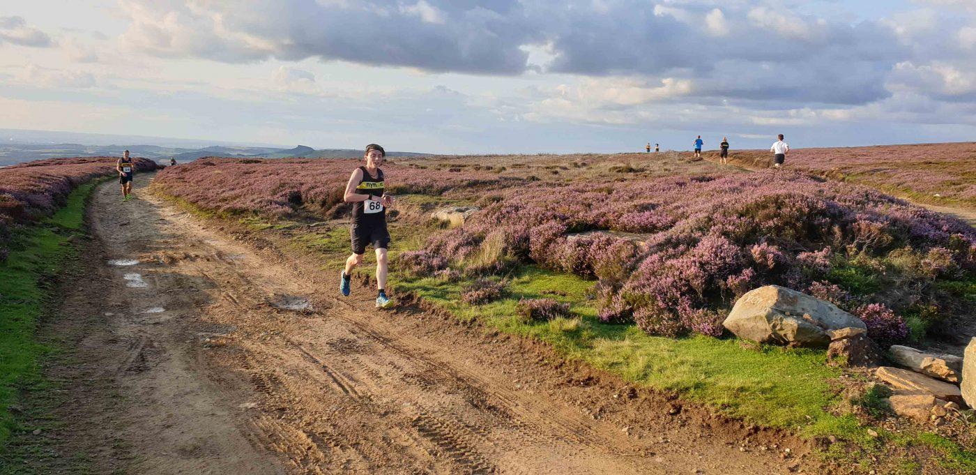 Eddie Uphill Mile 05 - North York Moors Athletic Club