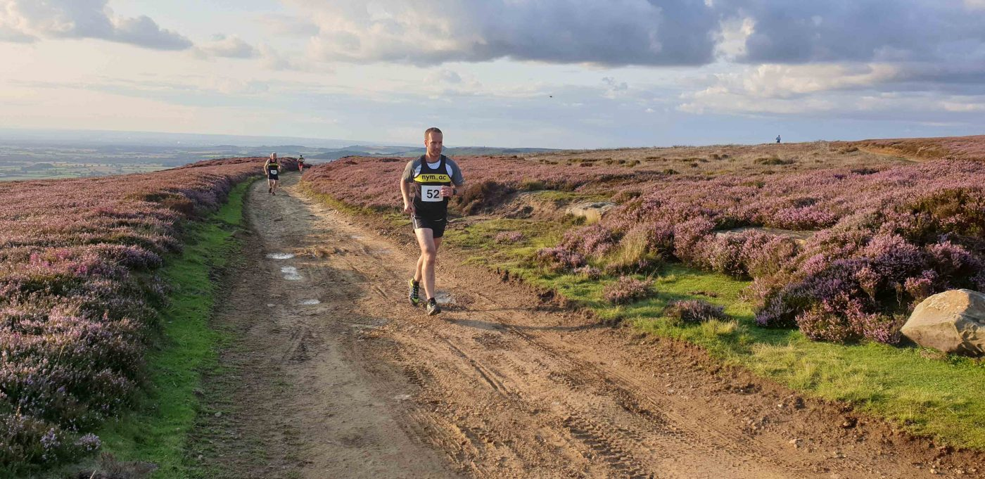 Eddie Uphill Mile 19 - North York Moors Athletic Club