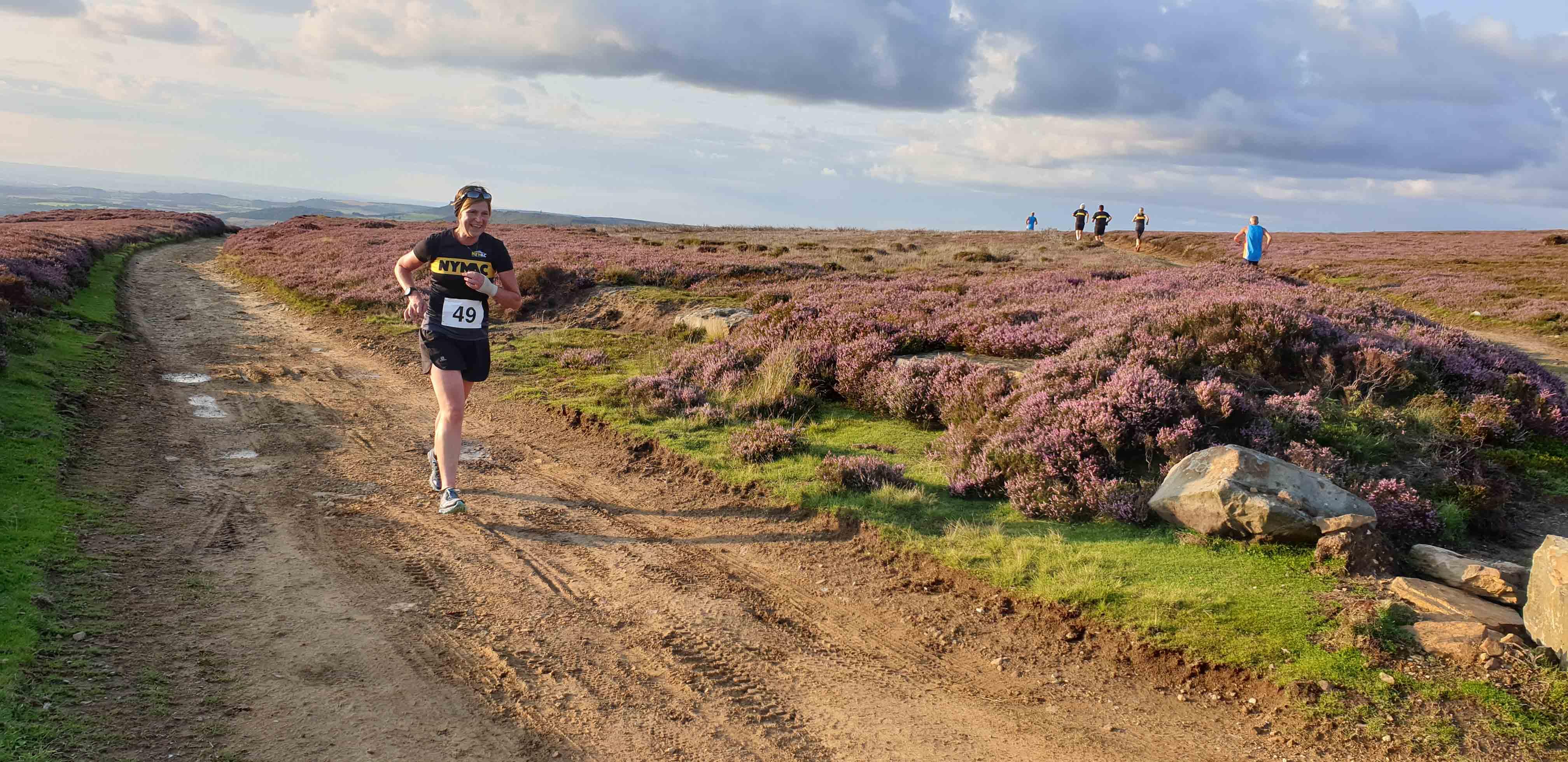 Aonach Mor Uphill Running Race Results | Off Beat Bikes